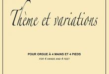 《Thème et variations》