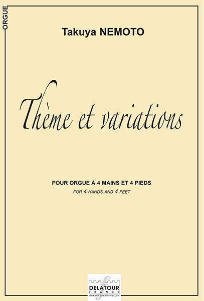 theme-and-variations-for-organ-four-hands-and-four-feet