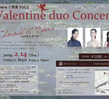 Valentine Duo Concert
